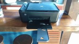 Impressora hp 100 reais