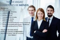 Corretor Imobiliário  - São Paulo