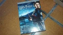 Título do anúncio: Box Harry Potter com os 5 Primeiros Filmes - Novo