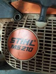 Título do anúncio: Motosserra Sthill MS 210