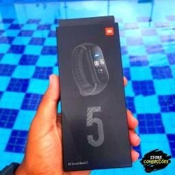 Relógio Xiaomi Mi Band 5 Versão Global - Entrega Gratuita.