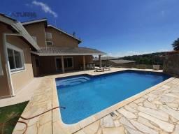 Título do anúncio: Casa para alugar, 350 m² por R$ 5.800,00/mês - Jardim Estância Brasil - Atibaia/SP