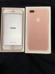 IPHONE 7 PLUS ROSE -256GB