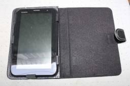 Tablet c/ Capa Genesis GT-7245 / Bivolt 20 cm x 13 cm x 2 cm