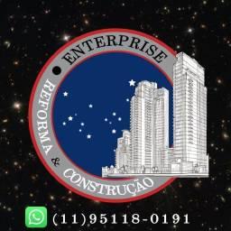 Enterprise - Reforma & Construção