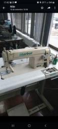 Título do anúncio: Máquinas de costura Reta Marbor, Galoneira