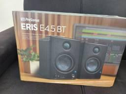 Par de Monitores Eris E4.5 BT Bluetooth, zero