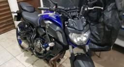 Yamaha MT- 07 ABS