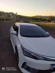 Título do anúncio: Corolla XRS 2019 praticamente novo.