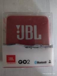 Título do anúncio: Caixa de Som Bluetooth JBL Go 2 Red