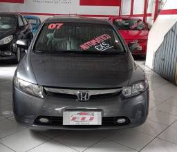 Honda Civic Sedan EXS 1.8/1.8 Flex 16V Aut. 4p 2006/2007