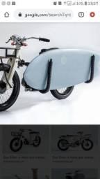 Suporte hack pra prancha para motos de todos os modelos removível feito por encomenda