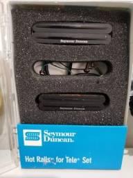 Seymour Duncan Hot Rails Telecaster