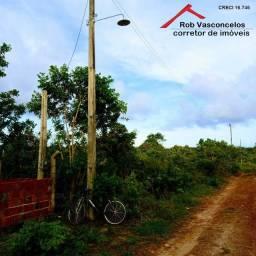 Terreno Murado com 24X30 no Iguape/Aquiraz