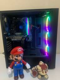 Título do anúncio: PC GAMER ZERADO - i3 DÉCIMA GERAÇÃO + GTX 1650 5GB
