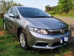 Título do anúncio: Honda Civic Lxs 2013 completo
