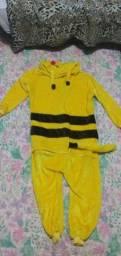 Pijama/Kigurumi Pikachu