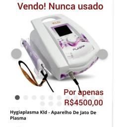 Jato de Plasma-Hygiaplasma Nunca usado
