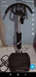 Plataforma vibratória / drenagem linfática / gordura corporal
