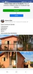 Título do anúncio: Vendo casa em camobi fone *