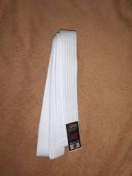 Título do anúncio: Faixa branca Karatê, Judô, Taekwondo, etc.