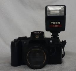 Título do anúncio: Câmera Fotográfica Relíquia Japonesa Filme Yashica Trip 35 A