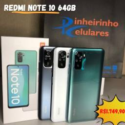 XIAOMI REDMI NOTE 10 64gb