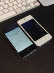 2 iPhones 4s no Estado
