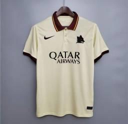 Camisa Tailandesa Roma 2021 - Tamanho G