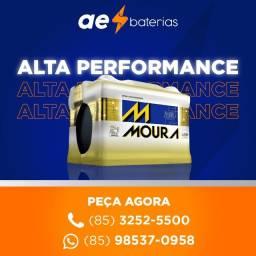 Título do anúncio: Bateria moura 150Ah, bateria caminhão volvo, bateria bosch e bateria ônibus scania
