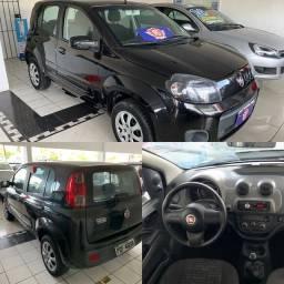 Fiat Uno Vivace 1.0 Flex 2016 Completo Otima Oportunidade