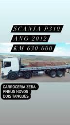 Título do anúncio: Scania p310