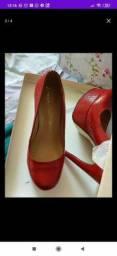 Vendo sapato da marca Luiza Barcelos número 34