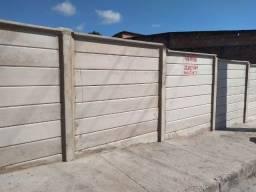 Título do anúncio: vendo muro pre moldado em todo Parana