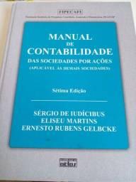 Título do anúncio: Livro de Contabilidade - Manual de Contabilidade