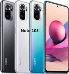 Note 10S Preto/Azul/Branco 6+128Gb
