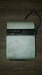 Título do anúncio: Amplificador stetson 500w
