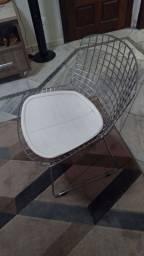 Cadeiras Bertoia - 8 cadeiras
