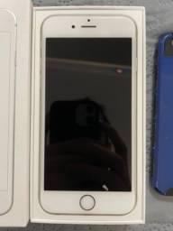 iPhone 6s 128gb prata