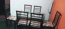 Título do anúncio: Conjunto Mesa...Sofa...Armario