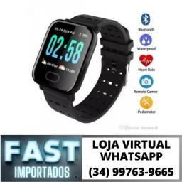 Relógio Smart Bracelet Batimentos Calorias  - Novo