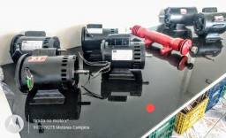 Motores monofasico alta rotacao 110/220 volts 3450 rpm