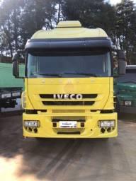 Título do anúncio: Caminhão iveco stralis 380 cavalo truck 6x2