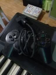 Controle de PS2 - Não original