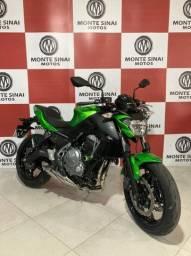 Título do anúncio: Kawasaki Z 650 Abs (A mais top do Brasil)