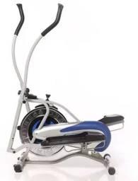 Título do anúncio: Bicicleta elíptica orbitrek Polishop