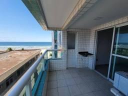 Apartamento Novo - 02 dormitórios (01 suíte) - sacada com vista mar - lazer - Jardim Real