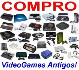 Co.mp.ro Videogames Antigos, Velhos, Usados em Geral. Saia da Crise! Faça Dinheiro HOJE!