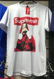 Camiseta em atacado