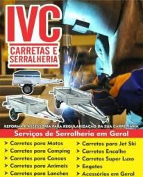 IVC carretas e Serralheria